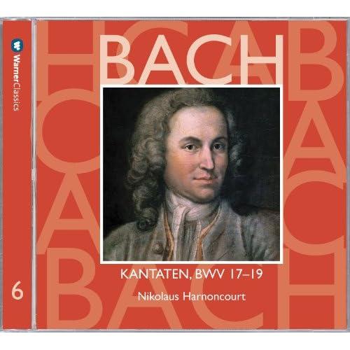 Cantata No.18 Gleichwie der Regen und Schnee vom Himmel fällt BWV18 : I Sinfonia