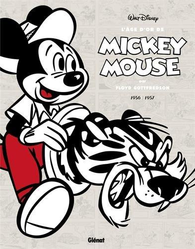 L'âge d'or de Mickey Mouse - Tome 12 : 1956 / 1957 - Histoires courtes