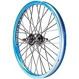 Eastern Bikes BMX Eastern Throttle OEM Back Wheel, Blue