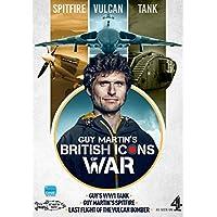 Guy Martin's British Icons of War