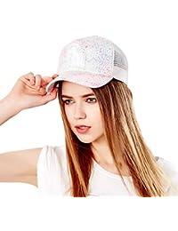 17defd2d7b5 Kenmont Outdoor Sports Cotton Baseball Cap Women Summer Anti-UV Visor Sun  Hats Snapback Caps