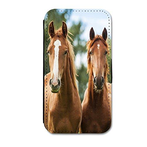 Book Style Flip Handy Tasche Case Schutz Hülle Foto Schale Motiv Etui für Apple iPhone 5C - A38 Design4 Design 9
