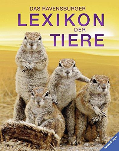 Ravensburger Lexika: Das Ravensburger Lexikon der Tiere von Karen McGhee (29. Juni 2014) Gebundene Ausgabe