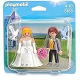 Playmobil Dollhouse Bridal Couple Duo Pack 2pieza(s) figura de construcción - figuras de construcción (Multicolor, Playmobil, 4 año(s), 10 año(s), Chica, 2 pieza(s))