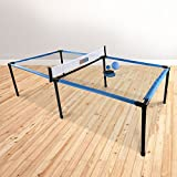 Table Tennis Air Volleyball Indoor Outdoor Portable Spider Ball Garden Game
