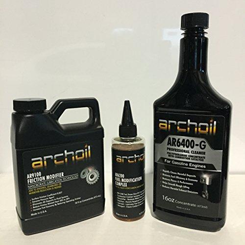 archoil-ar9100-899-ar6200-42oz-y-ar6400g-kit-de-limpiador-de-combustible-perfromance-bundle-limpiado