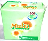 #6: Multi Compact Interfilded Facial Tissues (200 Sheets) with Ayur Product in Combo