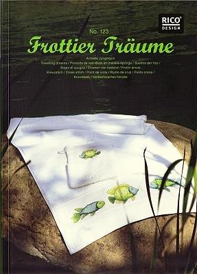 Kreuzstichstickbuch von Rico Frottier Träume Nr. 123 (Kreuzstich-träume)