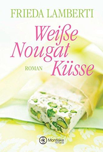 Weiße Nougat Küsse - Kühle Küsse