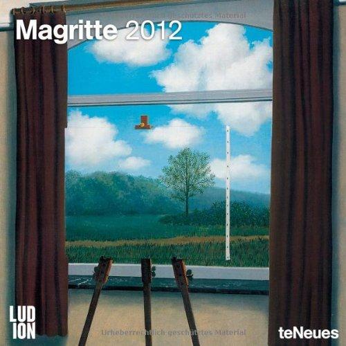 Magritte 2012. Broschürenkalender (Magritte Kalender)