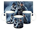 MasTazas Rainbow Six Siege Tom Clancy B Taza Mug