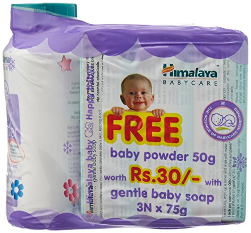 Himalaya Gentle Baby Soap...