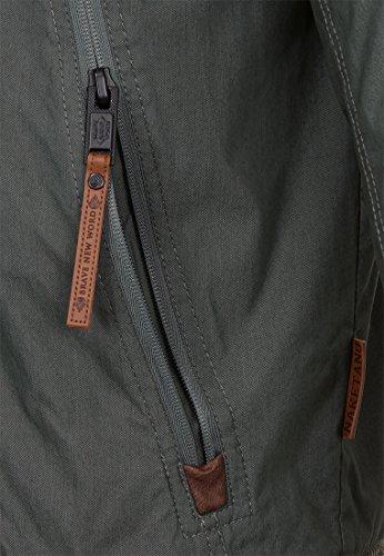 Naketano Male Jacket Old Boy Dark Green