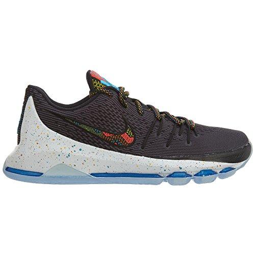 Nike Kd 8 GBlack History Month 2016 836.694-090, 4 M UBig Black
