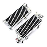 Enfriador Radiador (pareja) para KTM SX 125, 250 2-Tiempos 2007-