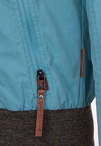 Damen Jacke Naketano Hochzeit = Lebenslänglich Jacke Turquoise