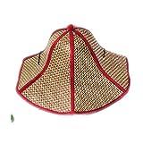 DCYMZ Cappelli e Cappellini Cappelli da Sole Copricapo Triangolare Coprire Tappo capezzolo Cappuccio Esagonale da caffè