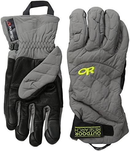 Outdoor Research Lodestar Sensor Gloves pewter pewter pewter L | Imballaggio elegante e robusto  | una vasta gamma di prodotti  a89662