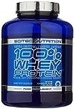 Scitec Nutrition Whey Protein, Weiße Schokolade, 1er Pack (1 x 2350 g)