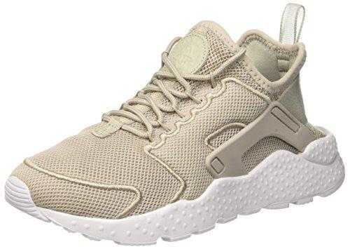 Nike Damen Wmns Air Huarache Run Ultra BR Trainer, Grau (Pale Grey/Pale Grey/White/Glacier Blue), 39 EU (Neue Sneakers Nike)