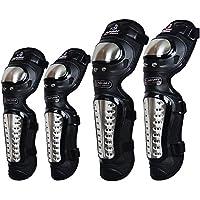 Madbike Powersports codo de la motocicleta y rodilleras Protective Gear