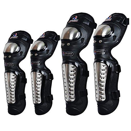 Madbike Powersports Motorrad Ellbogen und Knieschützer Schutzausrüstung