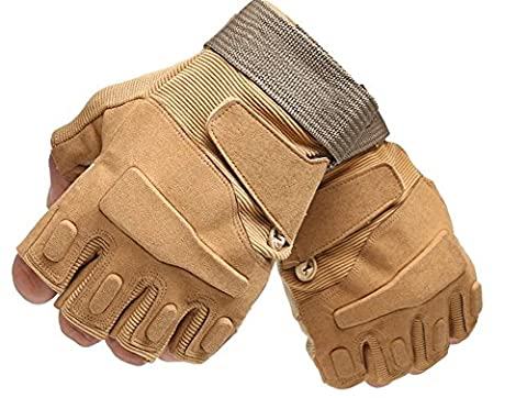 SaySure - US Army Tactical Gloves Outdoor Sports Half finger