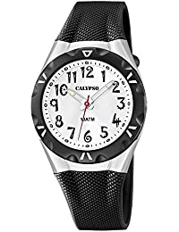 Calypso watches cal-21797–Uhr, Kunststoff-Armband Schwarz