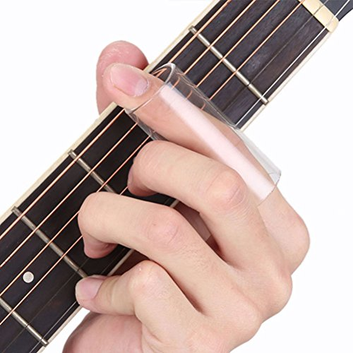 ROSENICE Hochwertige Pretty Guitar Slide Medium Bottleneck Glas Gitarre Slide