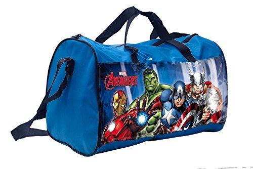 Mädchen & Jungen Sporttasche Eiskönigin Minnie Avengers Spiderman Avengers