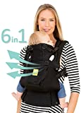 LILLEbaby Complete Airflow Solid Babytrage leicht & sportlich