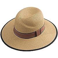 Gorro MEIDUO Sombrero de Playa Sombrero de visera de verano para hombres y mujeres  Sombrero de f3f86ff62ae