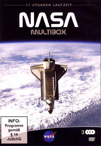 Nasa Multibox [3 DVDs] -