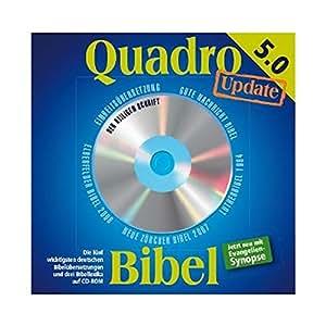 Quadro-Bibel Update auf Version 5.0
