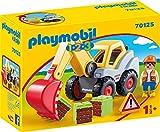 Playmobil 1.2.3 70125 - Escavatore, dai 18 mesi