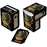 Ultra Pro DECKBOX MTG Mana 4 Planeswalkers Ajani C60 Card Game