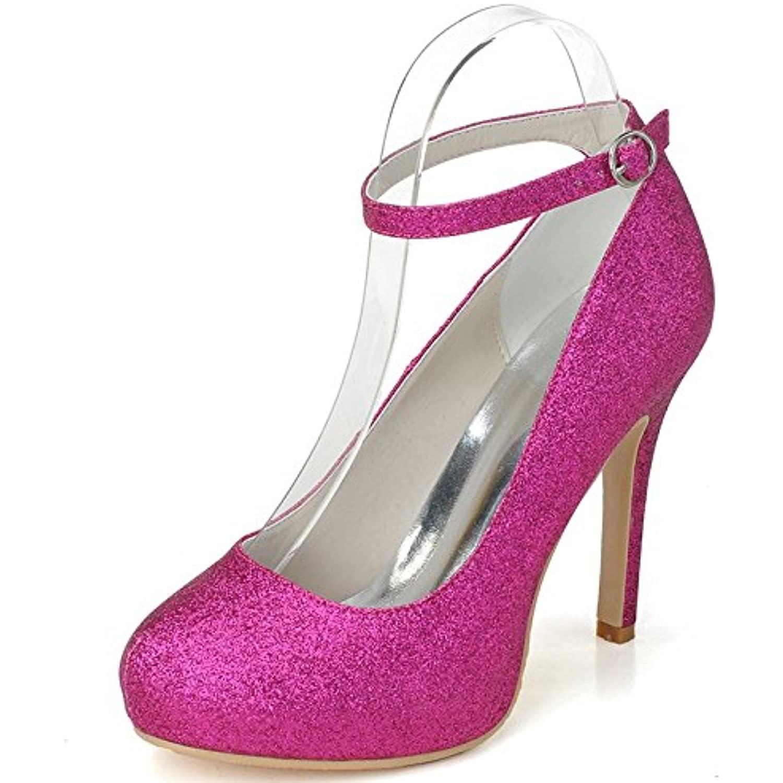 Qingchunhuangtang@ tacchi Donna cinturino alla caviglia tacchi Qingchunhuangtang@ alti punta chiusa nastri party di nozze Corte Prom scarpe... Parent -Buon rapporto qualità-prezzo, vale la pena avere 876b55
