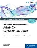 ABAP 7.4 Certification Guide―SAP Certified Development Associate (SAP PRESS: englisch)