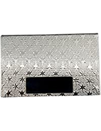 ATM And Visiting Card Holder Silver