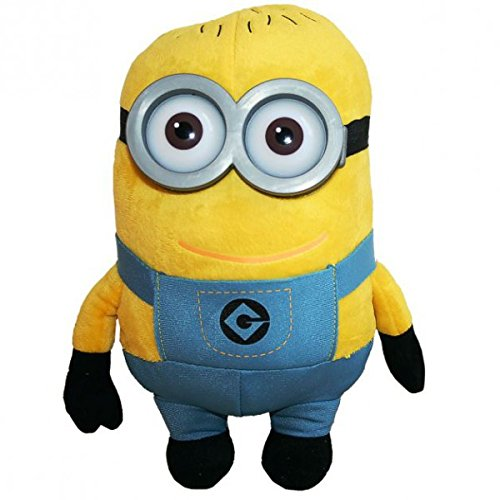"Minion Phil Plush - Despicable Me 2 - 28cm 11"" - 33cm 13"""