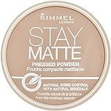 Rimmel - Polvos Compactos Stay Matte powder