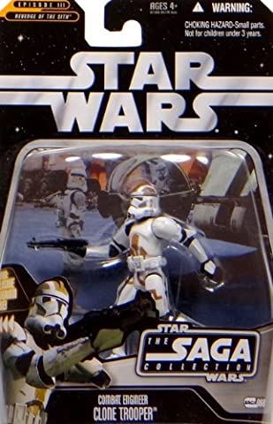 STAR WARS the Saga Collection Combat Engineer Clone Trooper - 87348/85770