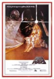 Close Up Star Wars Poster Style 'A' - American (94x63,5 cm) gerahmt in: Rahmen rot