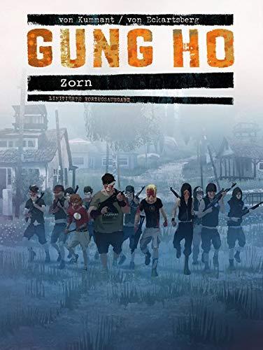 Gung Ho Comicband 4 Vorzugsausgabe
