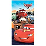 Toalla playa Cars Disney microfibra