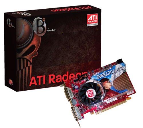 Visiontek 900183Radeon HD2600XT 512MB GDDR3PCIe Grafikkarte, DVI - Gddr3 Pcie Grafikkarte