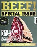 BEEF! Spezial Issue 02/2018: 170 Seiten Schweiz