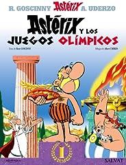 Astérix y los Juegos Olímpicos (Castellano - A Partir De 10 Años - Astérix - La Gran Colección nº 12)