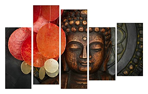 DekoArte – Cuadro moderno Buda zen 135 150x100cm