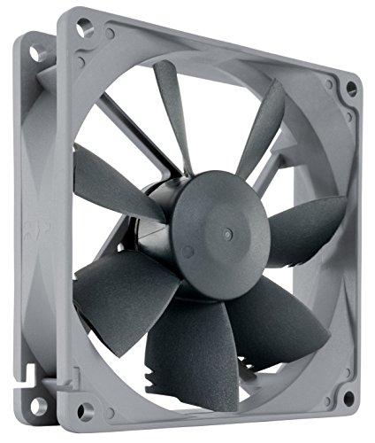 Noctua NF-B9 redux-1600, Hochleistungs-Lüfter, 3-Pin, 1600 RPM (92mm, Grau)